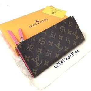 Louis Vuitton Adele genuine leather